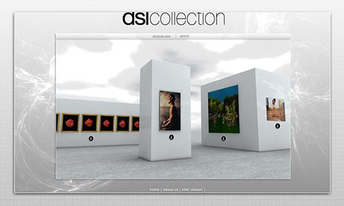 Virtual VISIT of the DSl Collection