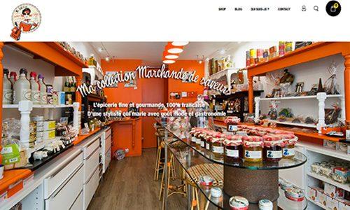 ma collection marchande de saveurs-boutique en ligne